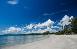 Hua Hin beach,Thailand Stock Images