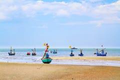Hua Hin beach,Thailand Stock Image