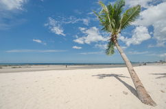 Hua Hin beach,Thailand Royalty Free Stock Photography