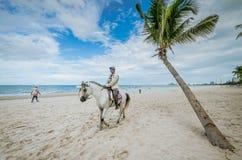 Hua Hin beach Thailand Royalty Free Stock Image