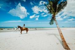 Hua Hin beach Thailand Royalty Free Stock Photography