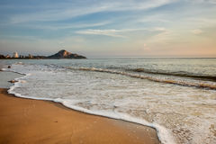 Hua Hin Beach Thailand Stock Photos