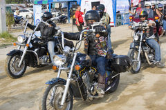 Hua Hin Bike Week 2010 Stock Photo