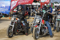 Hua Hin Bike Week 2010 Stock Photos