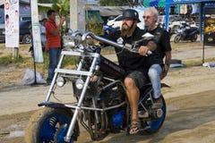Hua Hin Bike Week 2010 Stock Images