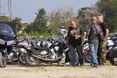 Hua Hin Bike Week 2010 Stock Photography