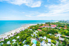 Hua hin city Royalty Free Stock Photos