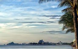 Hua Hin coastline 02 Stock Photo