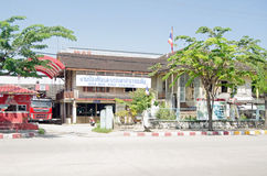 Hua Hin Fire Station Royalty Free Stock Photo