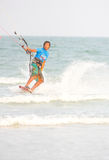 Hua Hin Kiteboard World Cup 2011 Royalty Free Stock Photo