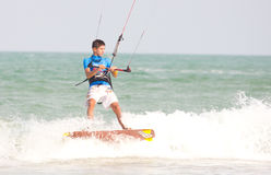 Hua Hin Kiteboard World Cup 2011 Royalty Free Stock Images