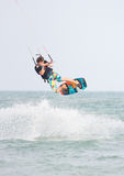 Hua Hin Kiteboard World Cup 2011 Royalty Free Stock Photos