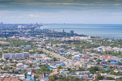 Hua Hin landscape,Thailand royalty free stock photos