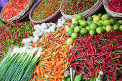 Hua Hin Market 02 Royalty Free Stock Photography