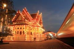 Hua Hin railway station Stock Image