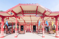Hua Hin Railway station Royalty Free Stock Photography