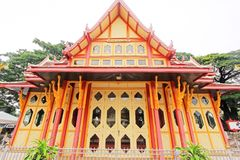 Hua Hin Railway Station, Hua Hin, Thailand Royalty Free Stock Photography