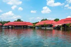Hua Hin Spławowy rynek w Hua Hin Tajlandia zdjęcie stock