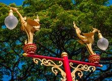 Hua Hin-station, Thailand Royalty-vrije Stock Fotografie
