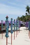 Hua-Hin strand, Thailand Stock Foto's