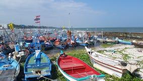 Hua Hin Tailândia Foto de Stock Royalty Free