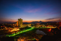 Hua Hin Tailandia Fotografia Stock Libera da Diritti