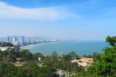 Hua Hin, Tailandia Imagenes de archivo