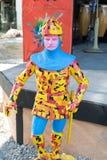 HUA HIN, TAJLANDIA - Dec27,2015: Sztuka eksponat w artysta wiosce Zdjęcie Royalty Free