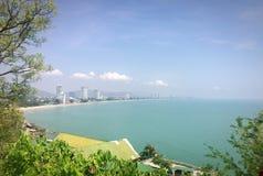 Hua hin, talay Thailand, Royalty-vrije Stock Fotografie