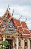 Hua Hin Temple 37 Stock Image