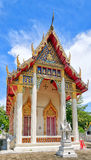 Hua Hin Temple 45 Royalty Free Stock Photography