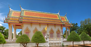 Hua Hin Temple 47 Stock Photo