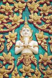 Hua Hin Temple Detail Stock Image