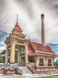 Hua Hin Temple HDR Stock Photography