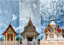 Hua Hin Temples Royalty Free Stock Photo