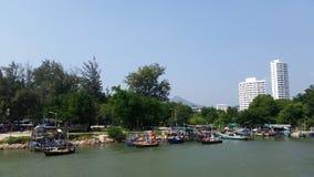 Hua Hin Thailand Stock Afbeelding