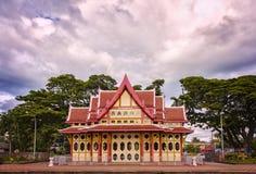 Hua Hin train station. Image of the train station in Hua Hin, Thailand royalty free stock image