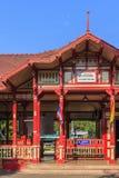 Hua-Hin train station Royalty Free Stock Photo