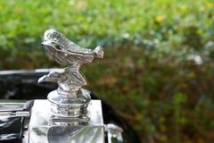 Hua Hin Vintage Car Parade 2011 Royalty Free Stock Photography