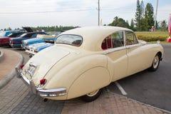 Hua Hin Vintage Cars Parade Festival 2011 stock photography