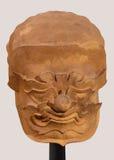 Hua Khon (Tajlandzka Tradycyjna maska) Fotografia Stock