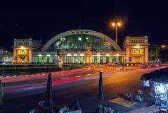 Hua Lam Phong Station Royaltyfri Bild
