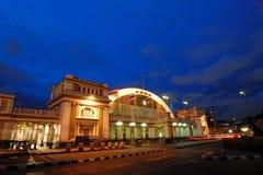 Hua Lam Phong train station, Bangkok,Thailand. Royalty Free Stock Image