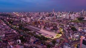 Hua Lamphong Bangkok Zdjęcie Stock
