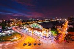 Hua Lamphong Stock Image