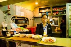 Hua Lamphong Railway Station Royalty Free Stock Images