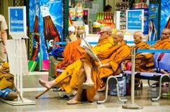 Hua Lamphong Railway Station Stock Photo