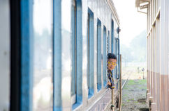 Hua Lamphong Railway Station Royalty Free Stock Photography