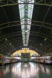 Hua Lamphong Station, Bangkok, Tailandia Foto de archivo libre de regalías