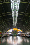 Hua Lamphong Station, Bangkok, Thailand Royalty-vrije Stock Foto